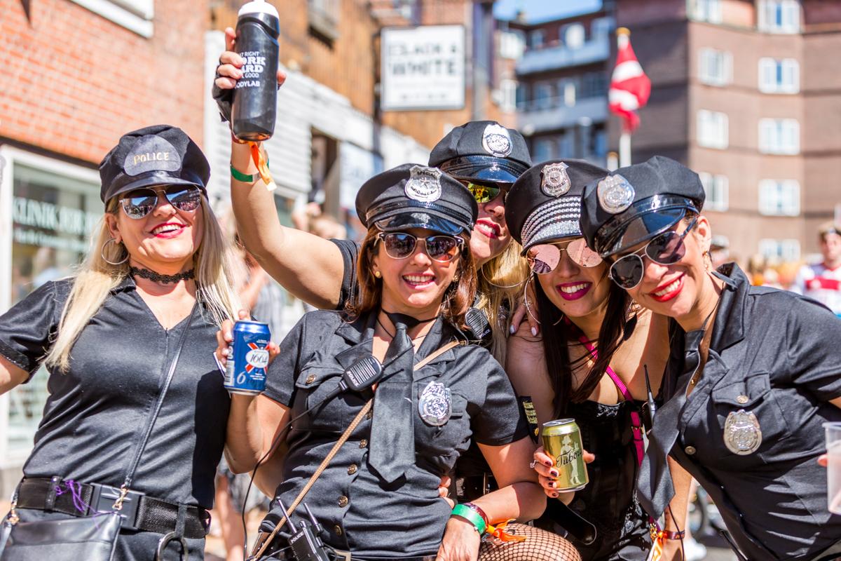 Karneval 2017 Verden er fuld af.....