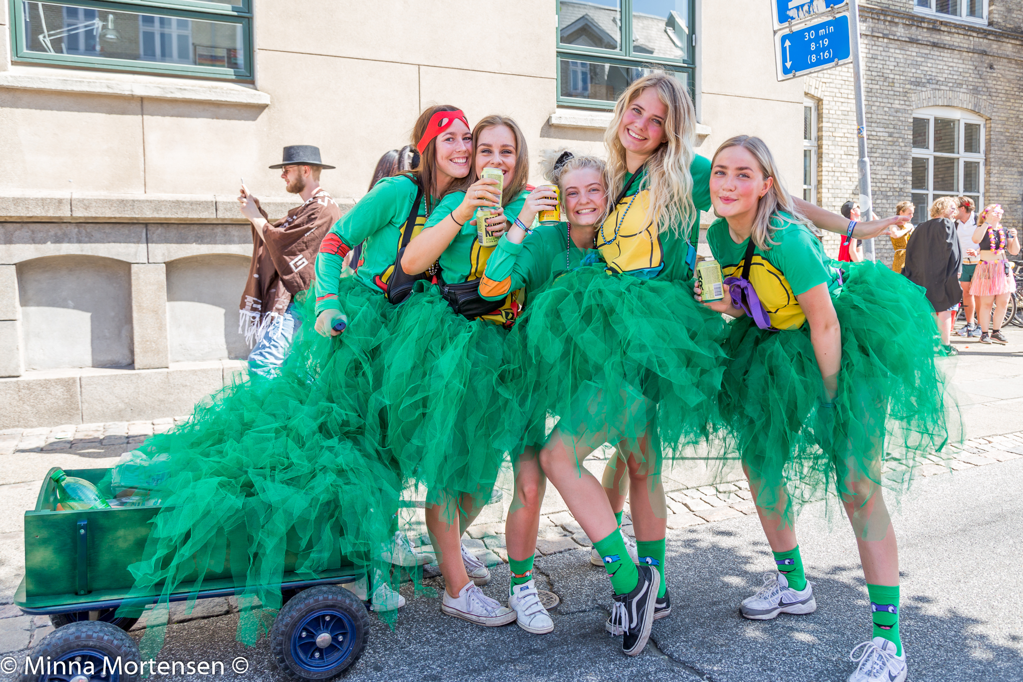 Aalborg Karneval 2018 International Parade